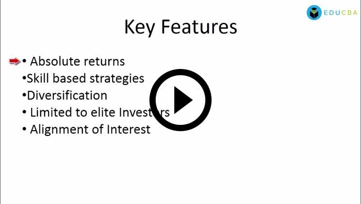 Hedge Funds Course - Absolute Returns