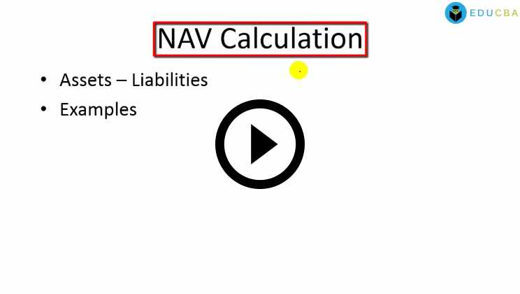 NAV Calculation