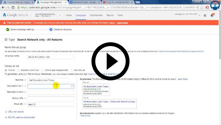 Google Analytics Training Video2