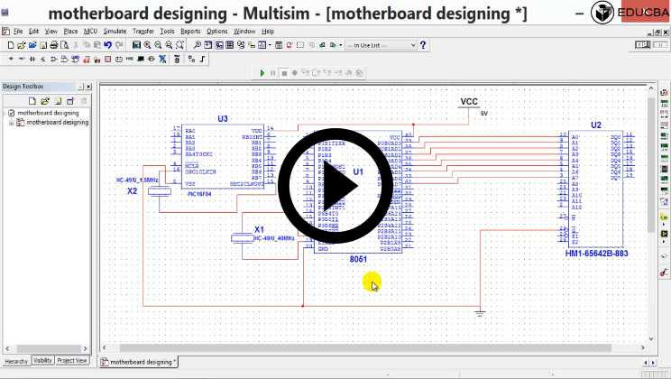 Multisim Course Video2