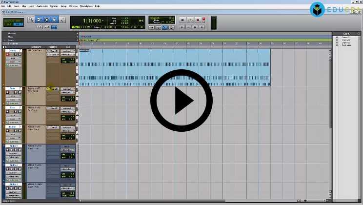 Recording Midi Music