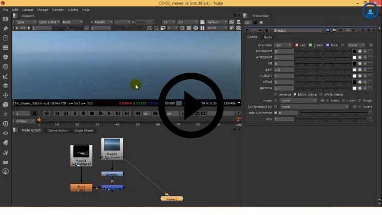 Nuke Course Video2