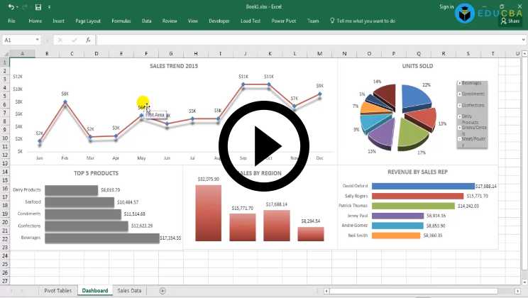 Excel for Marketing Course - Insert Slicer Continues