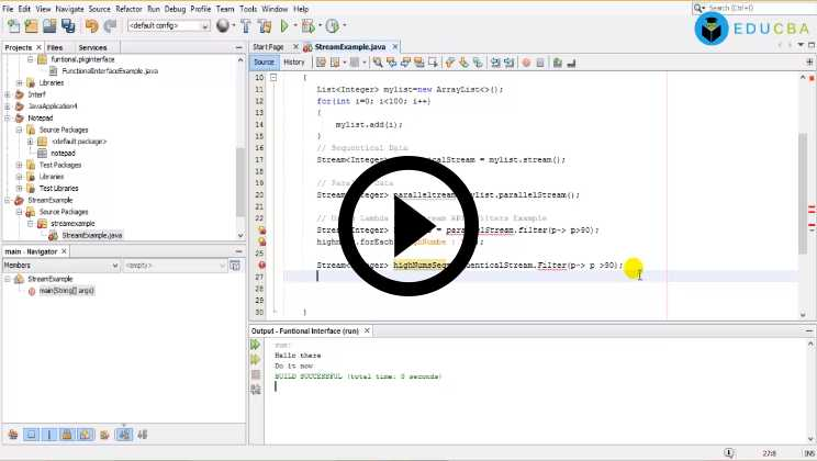 Free Java Online Course Video2