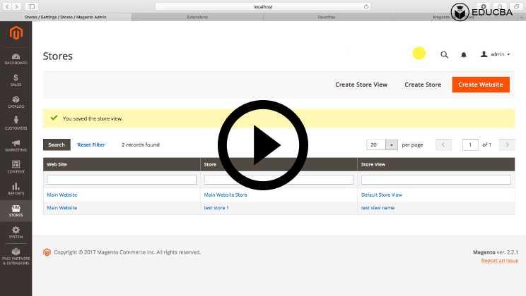 Magento Course Video1