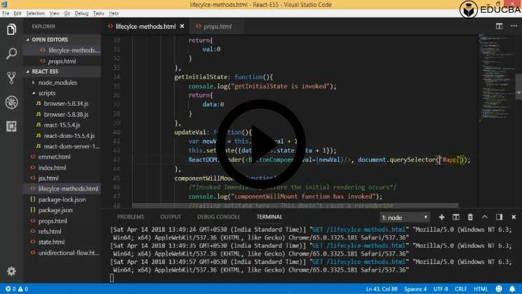Redux Course Video1