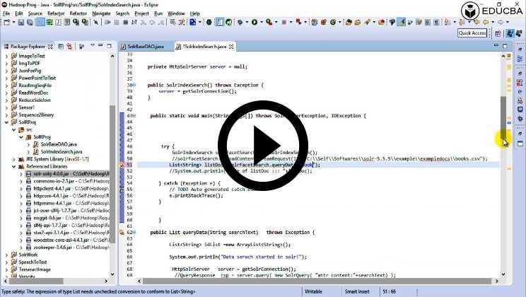 Apache Solr Training Video1