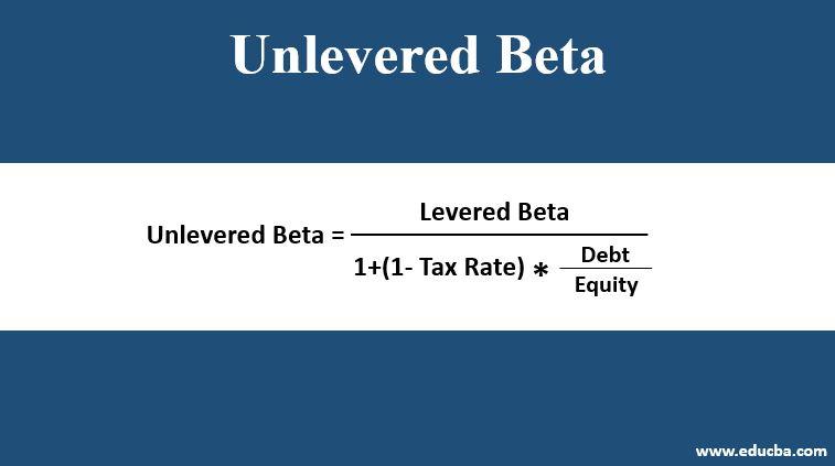 Unlevered Beta