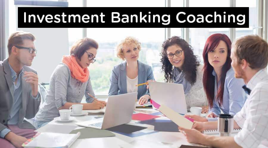 investment banking coaching