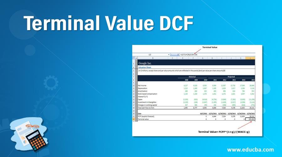 Terminal Value DCF