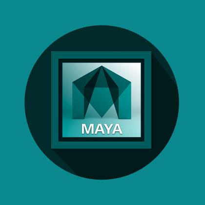 MAYA - Shave and Haircut
