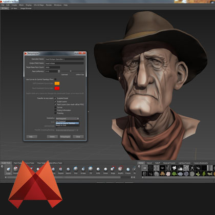 Mudbox Training