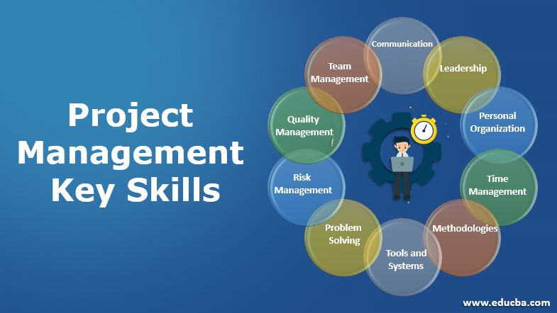 Project management key skills