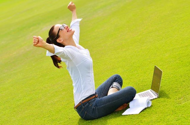 Take a break -Good work-life Balance