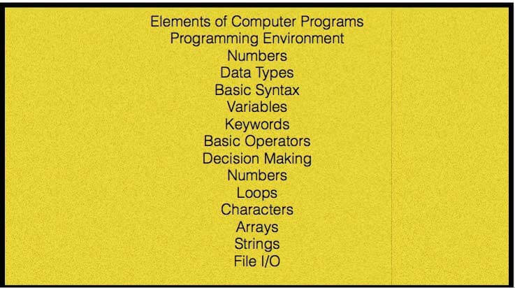 how to teach software applications