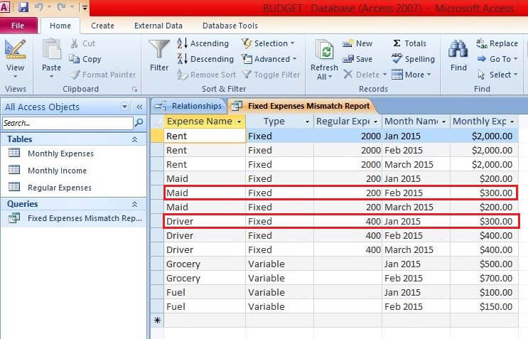 Create Database Using Microsoft Access with 6 Amazing Steps