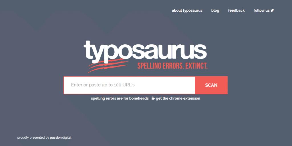 Typosaurus