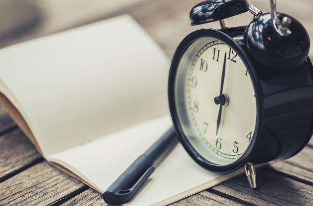 Time Management: Good work-life Balance