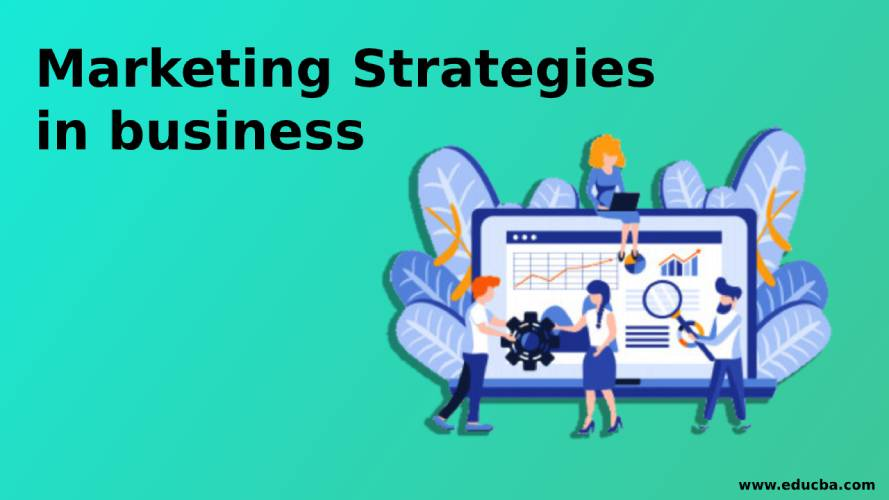 Marketing Strategies in business (1)