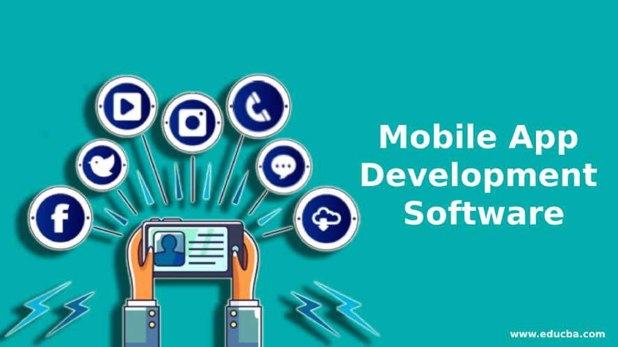 Mobile App Development Software