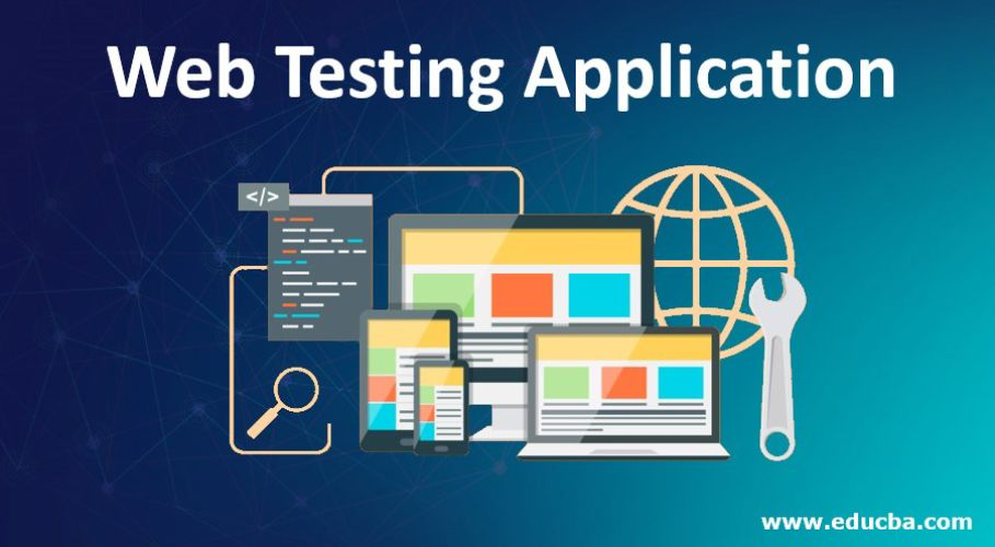 Web Testing Application