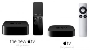 Apple TV (2nd and 3rd generation