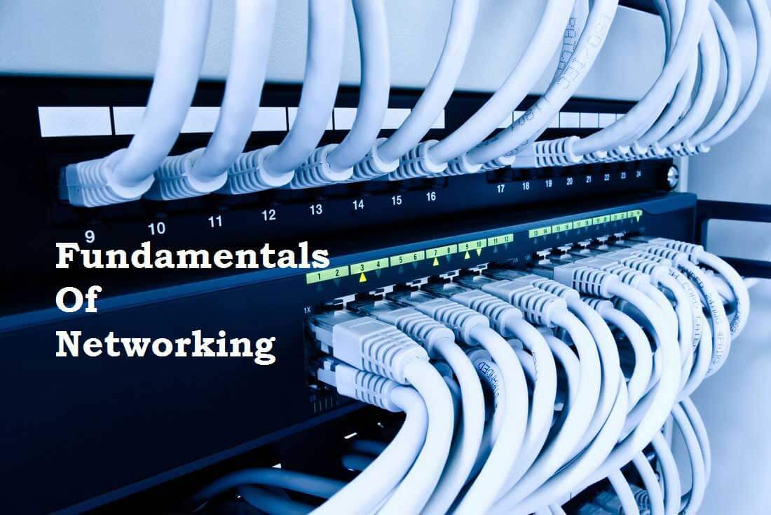 Basic Fundamental Of Networking- The TCP/ IP | Wireless