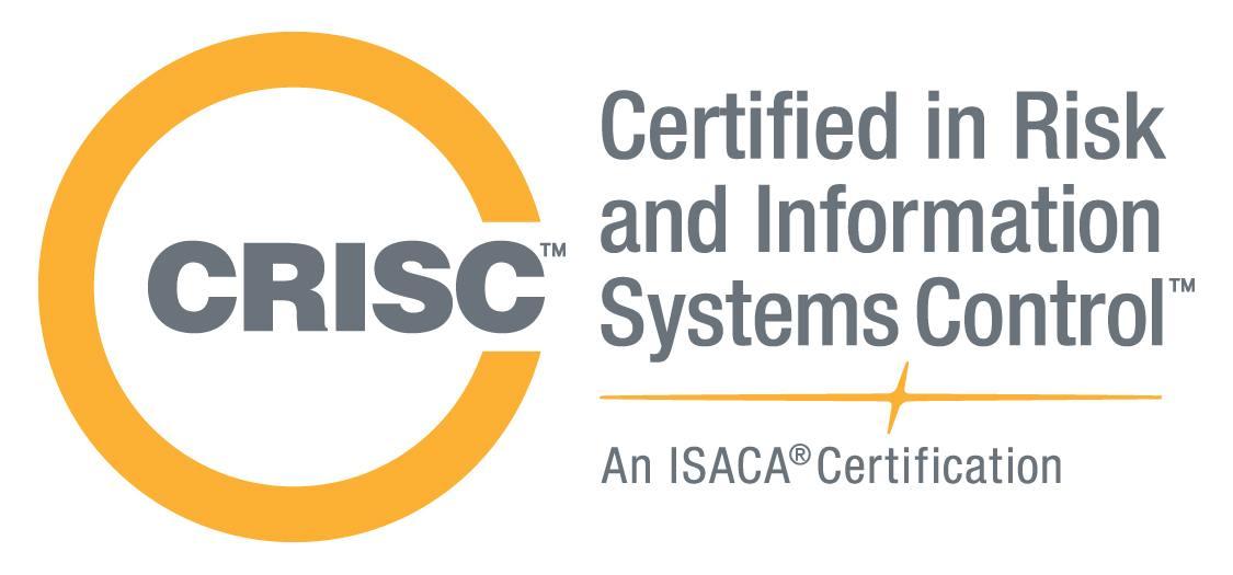 CRISC certifications