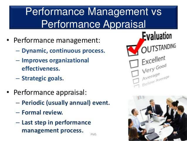 ideal versus actual performance management system Performance management is the systematic process by which the department of commerce involves its employees, as individuals and members of a group, in improving organizational effectiveness in the accomplishment of agency mission and goals.