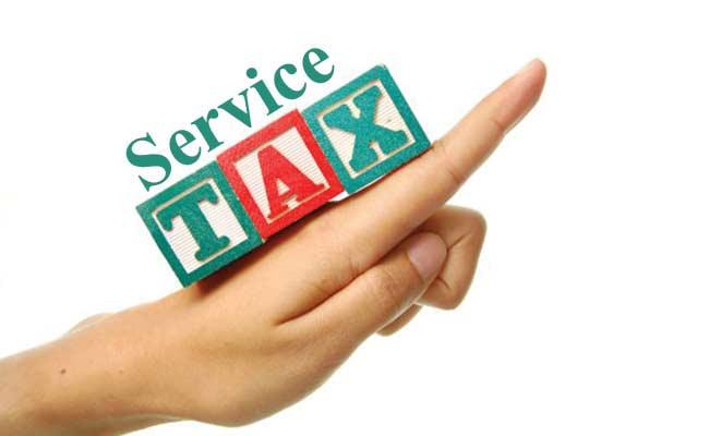 serivce tax