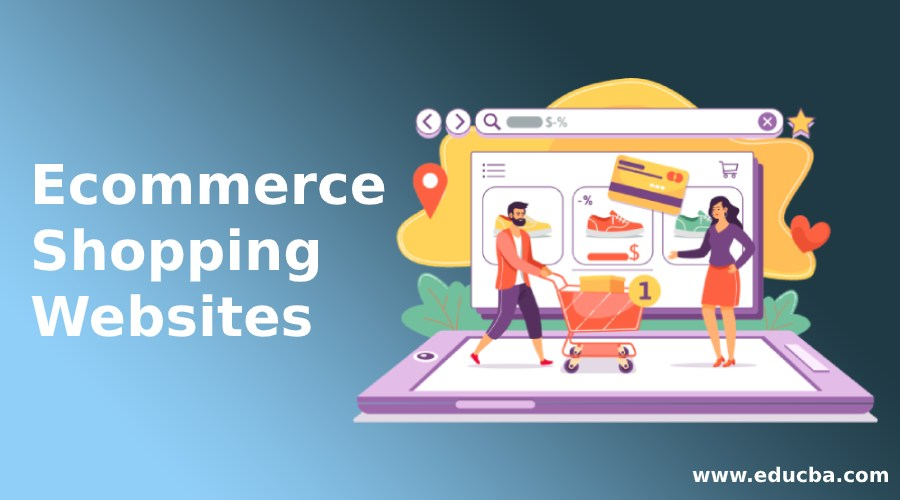 Ecommerce Shopping Websites