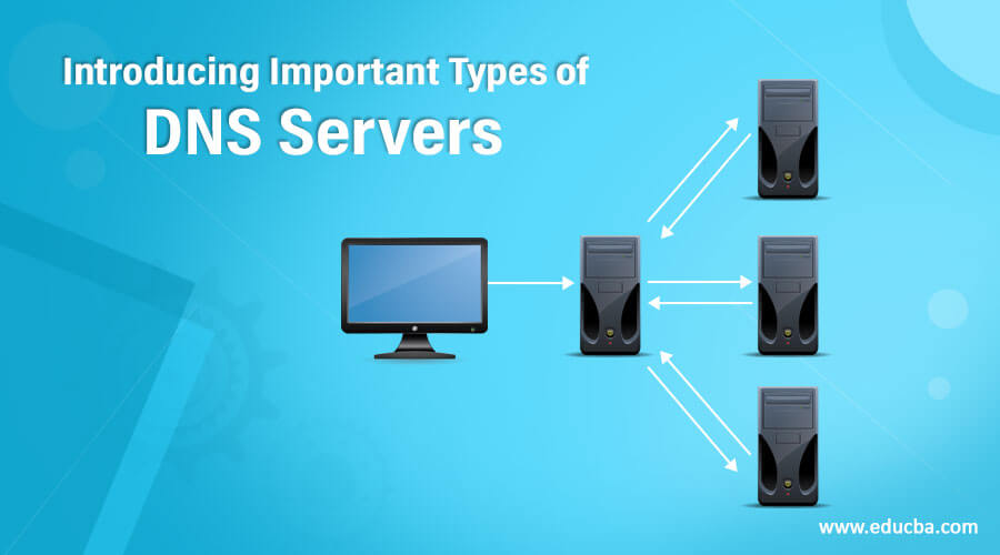 Introducing Important Types of DNS Servers