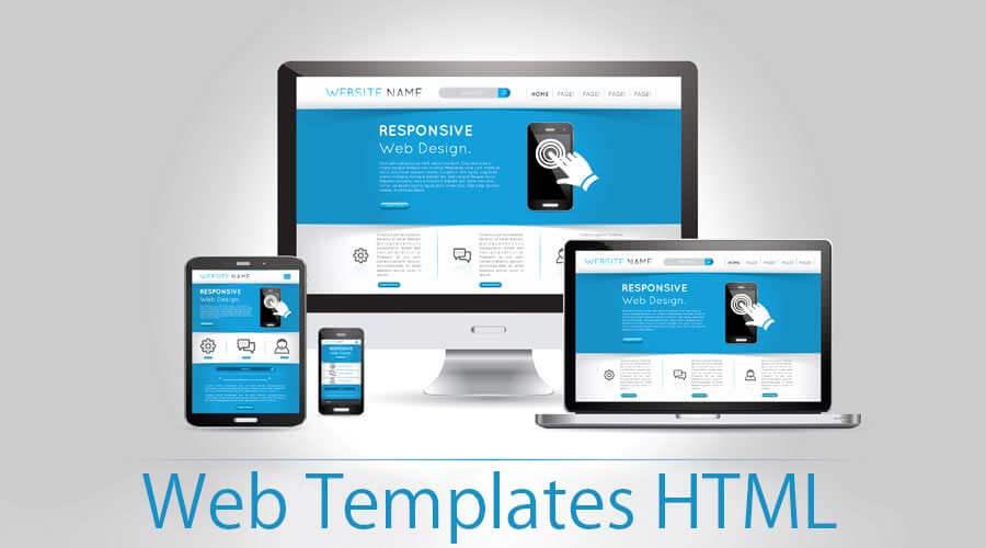 Web-Templates-HTML