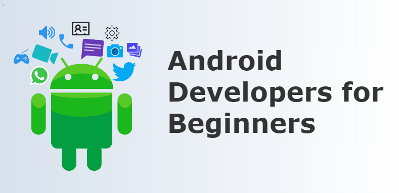 android developers for beginners