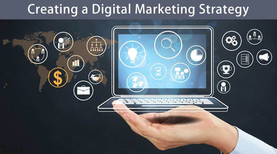creating a digital marketing strategy
