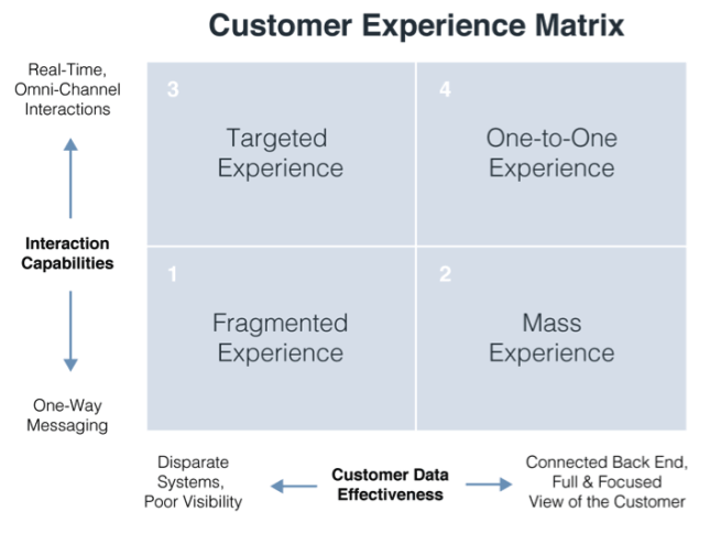 Customer Experience Matrix