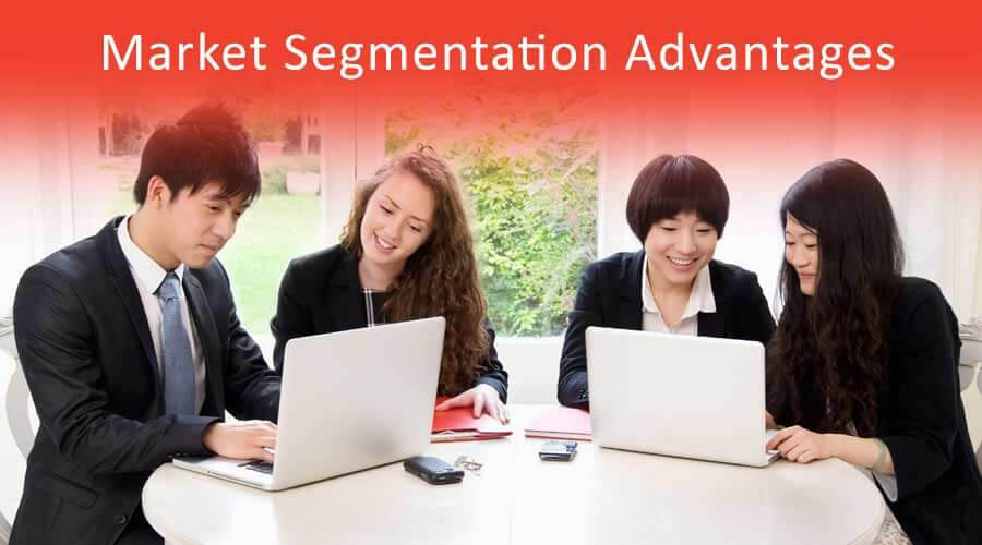 market segmentation advantages