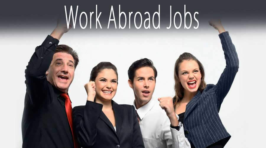 work abroad jobs