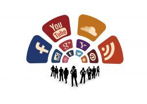 Job Searching with Social Media Web Must-Go Platform