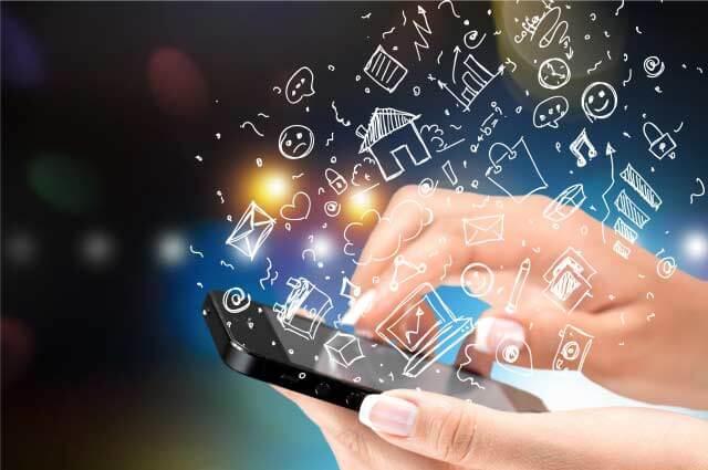 mobile app programming language