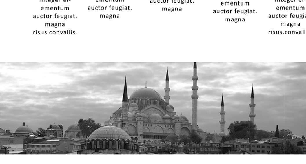 Website Layout - 17 istanbul
