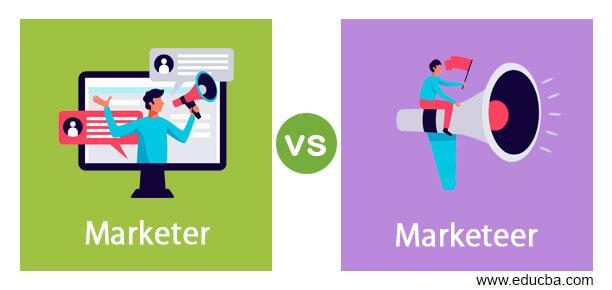 Marketer vs Marketeer