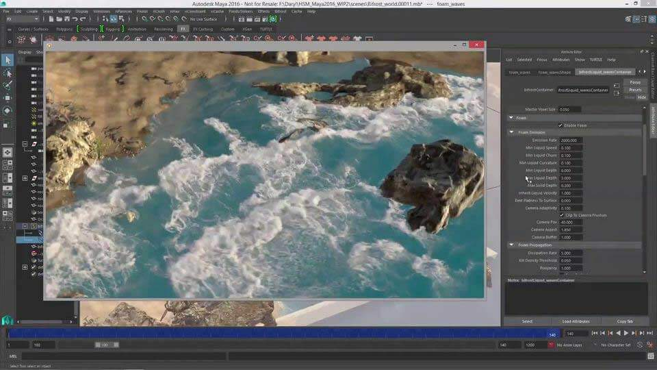14 Exciting New Features in Maya 2016 You Must Try | edu CBA