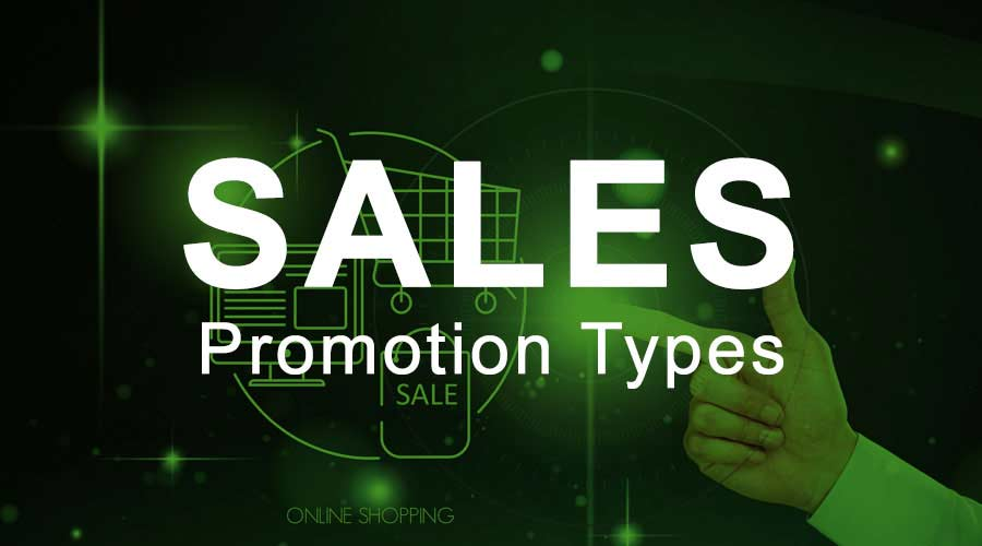 sales promotion types