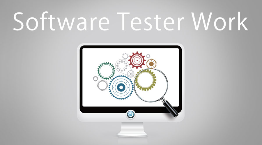 software tester work
