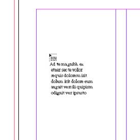 text cursor