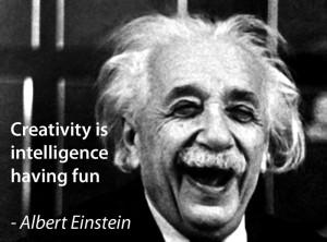 intelligence creativity guarantee nothing