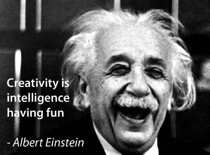 Einstein-creativity