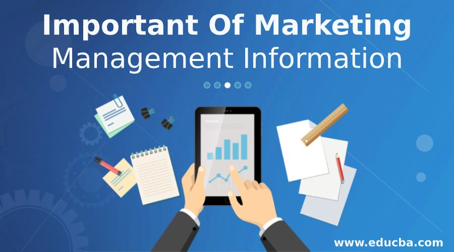 Important Of Marketing Management Information