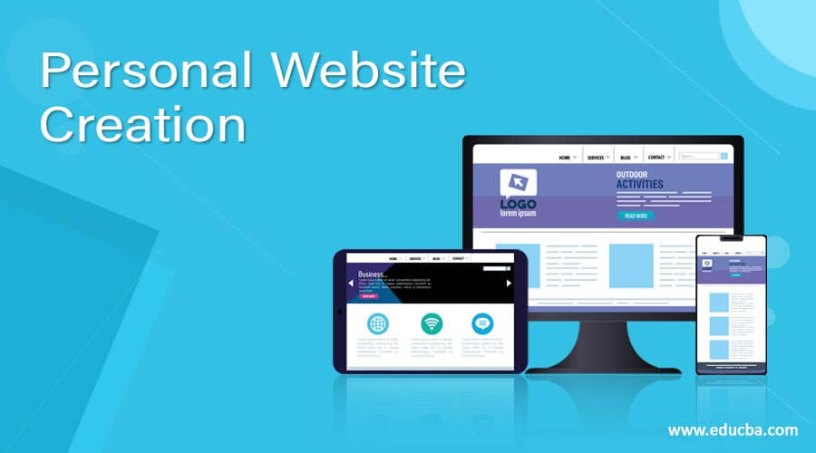 Personal Website Creation